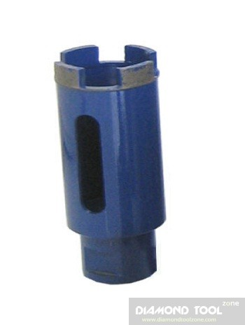 Diamond  core drill bits / separated segments