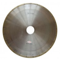 Silent diamond saw blade for Quartz & ceramic