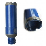 CNC diamond core drill bits / crown segment