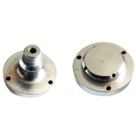 Adapter for CNC stubbing / milling  wheel